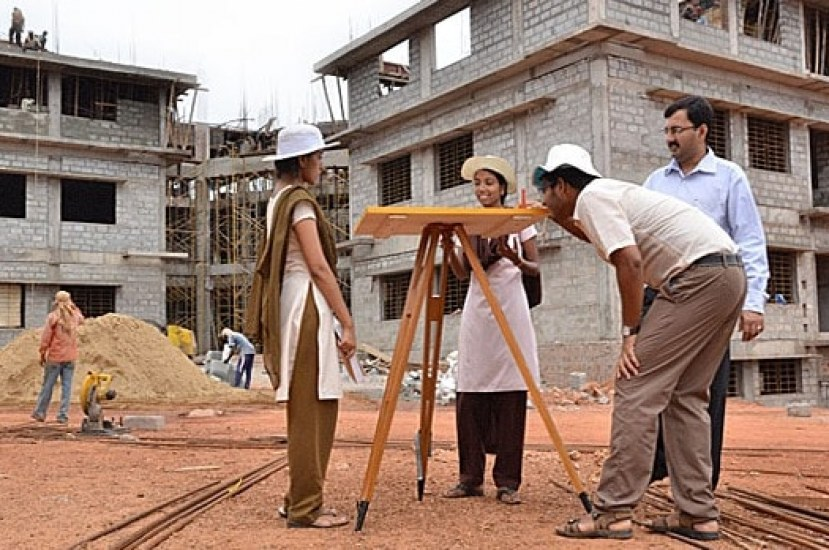 The Construction of Buildings and Role of Engineers